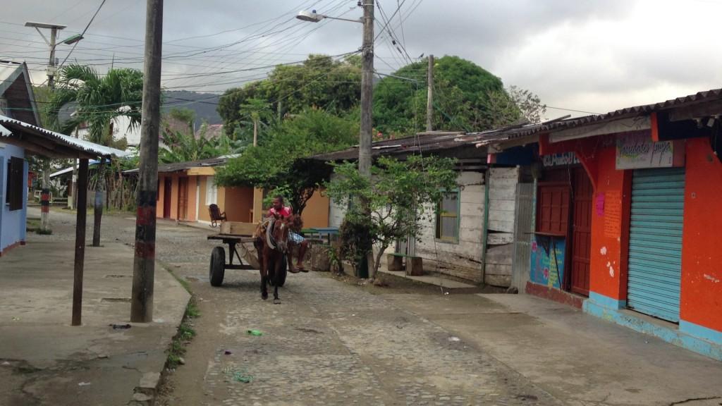 jedina ulica u Capurgani