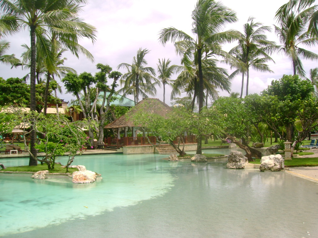 Nusa Dua resort