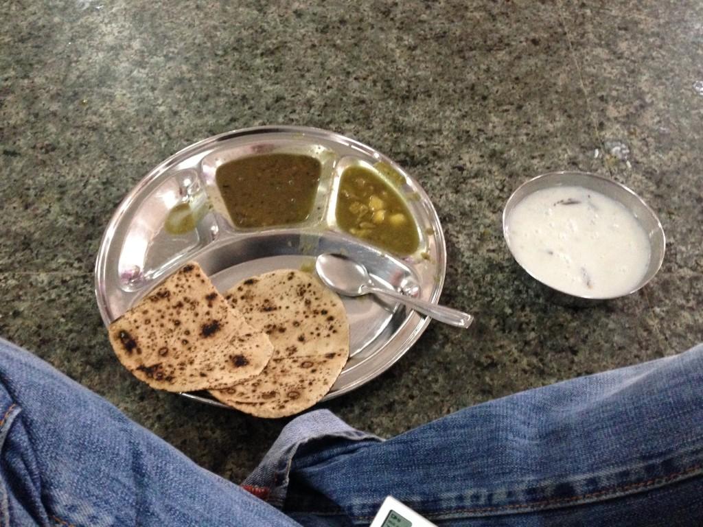 ručak u Amritsaru