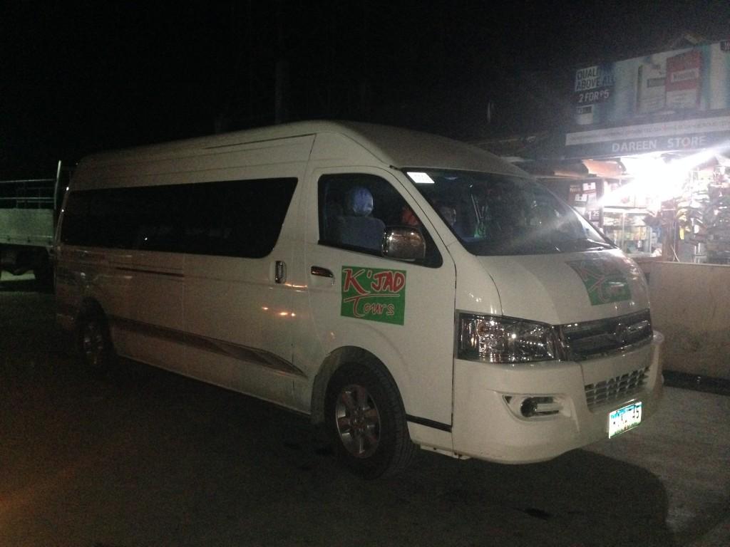 Kombi prevoz od aerodroma do Boracaya