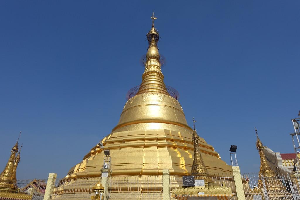 Stupa u hramu hiljadu vojnika