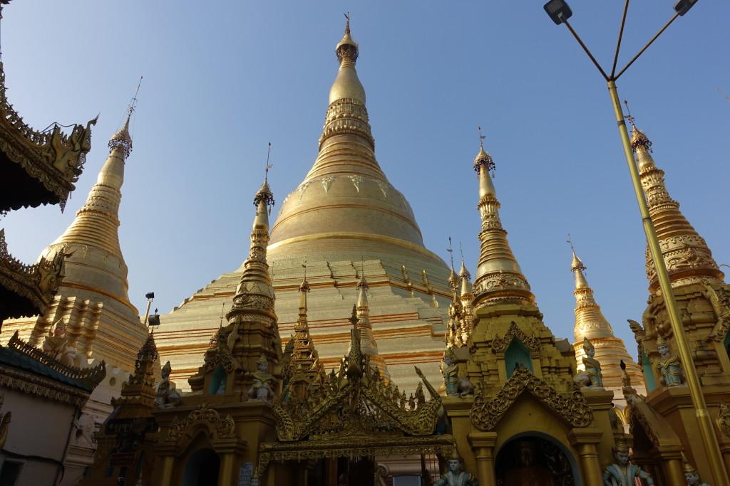 Shvedogan pagoda