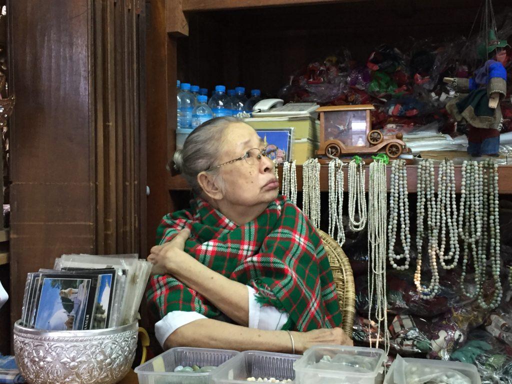 Prodavci žada u Mijanmaru