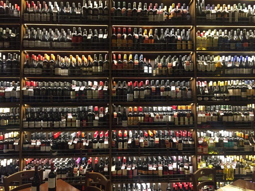 Ponuda raznih vina je i više nego dobra, a uz to i jako povoljna